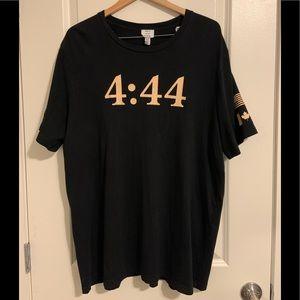 Jay Z 2017 tour t-shirt souvenir size 2XL